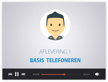 Instructievideo Swyx basis telefoneren